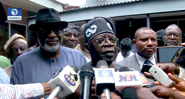 Olakunrin's Murder: It Is Sad, Unacceptable Tinubu Reacts