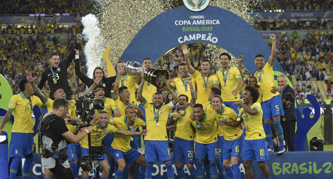 Brazil Announces Equal Pay For Male And Female National Football Teams