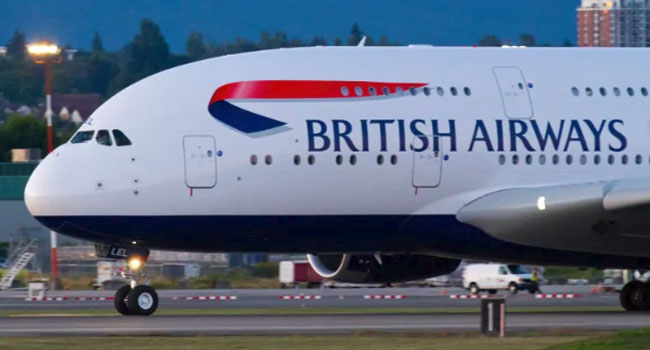 British Airways Pilots To Embark On Industrial Action