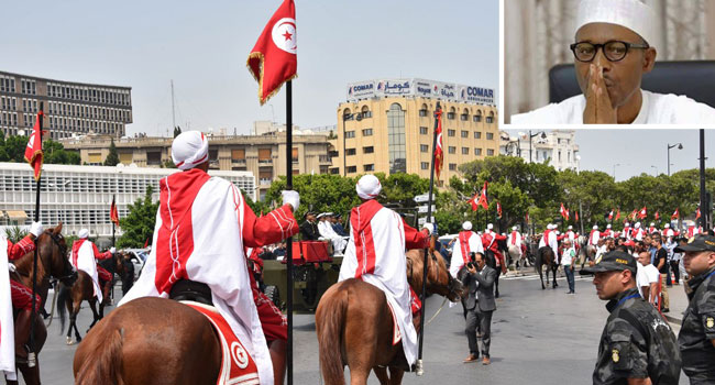 Essebsi's Death Marks 'End Of An Era' In Tunisian Politics – Buhari