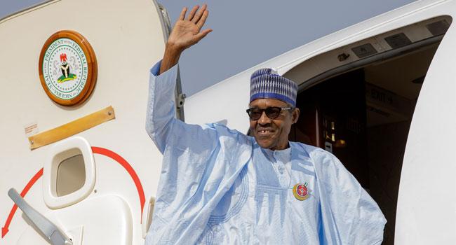 Buhari Departs Makkah For United Kingdom