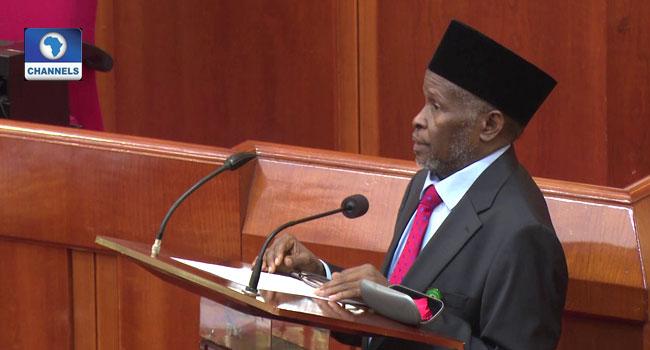 Justice Tanko Muhammad Seeks Executive, Legislature Partnership To Restructure Judiciary