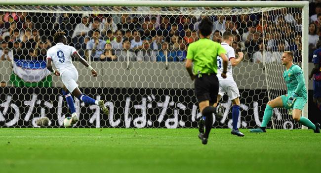 Chelsea Beat Barcelona 2-1 In Japan