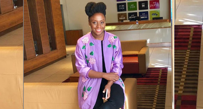 Chimamanda Adichie Voted Women's Prize For Fiction 'Winner of Winners'