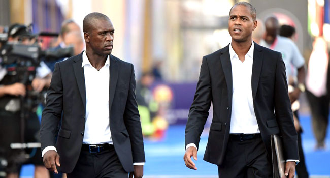 Clarence Seedorf and Patrick Kluivert sacked by Cameroon