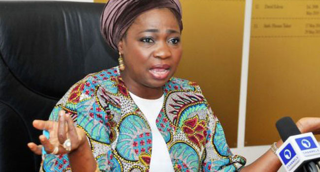 Hajj: Do Not Take Drugs To Saudi Arabia, Dabiri-Erewa Warns Pilgrims