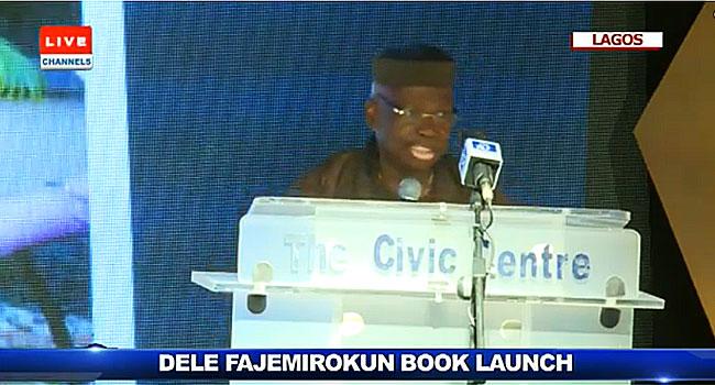 Dele Fejemirokun Unveils Autobiography