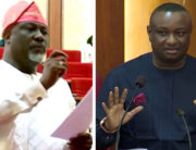 Senate President Objects As Melaye Asks Keyamo To Recite National Anthem