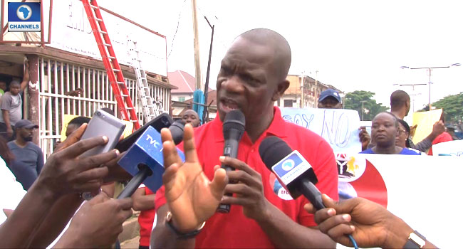 EFCC Embarks On Road Walk To Mark African Anti-Corruption Day