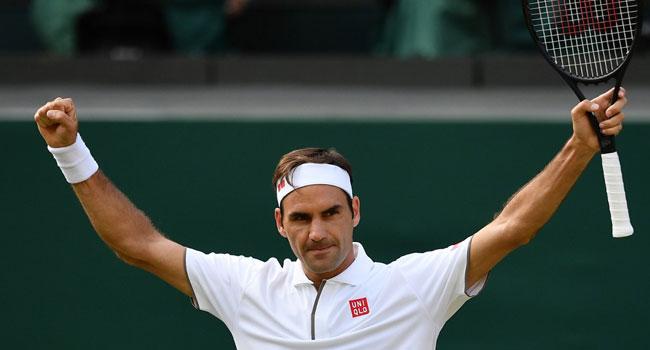 Federer Wins 100th Wimbledon Match To Reach 13th Semi-Final
