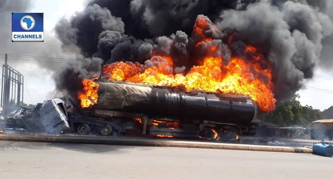 Death Toll Rises To 75 In Tanzania Fuel Tanker Explosion