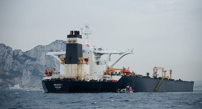 Iran's Seizure Of Two Ships 'Unacceptable', Says UK