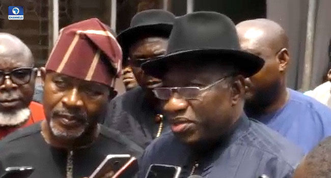 Olakunrin's Murder: Killing Of Innocent Nigerians Is Terrorism, Says Jonathan