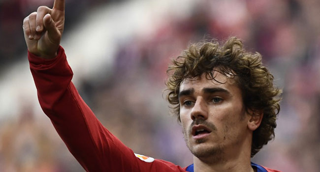 Antoine Griezmann Signs For Barcelona