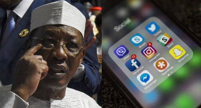 Idriss Deby Lifts Chad's Social Media Restrictions
