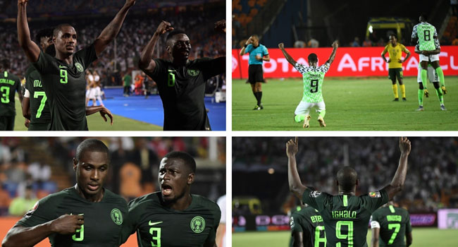 Ighalo Emerges Highest Goal Scorer Of AFCON 2019