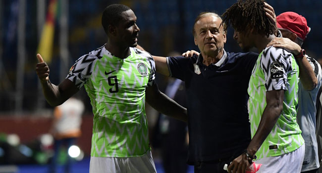 AFCON 2019: Ighalo Says Team Success More Important Than Golden Boot