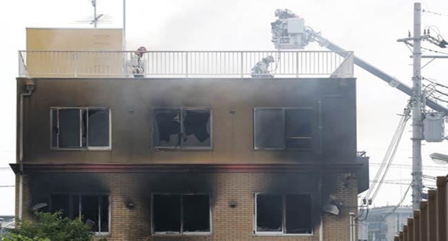 24 Dead, 35 Injured In Suspected Arson Attack On Japan Animation Studio