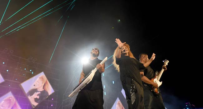 Janet Jackson, 50 Cent Perform In Saudi Concert After Nicki Minaj Pulled Out