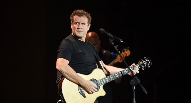South African Singer Johnny Clegg Dies Aged 66