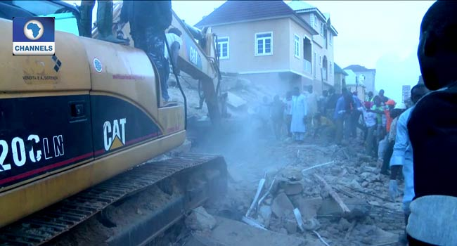 Jos Building Collapse Death Toll Rises To 12