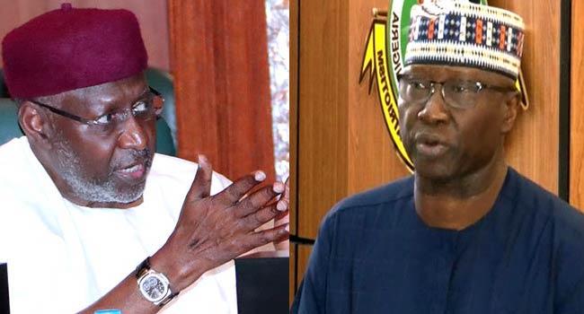 Buhari Re-Appoints Boss Mustapha, Abba Kyari