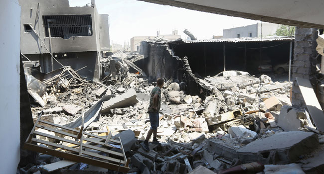 Nine Nigerians Killed By Air Strike In Libya Migrant Detention Camp