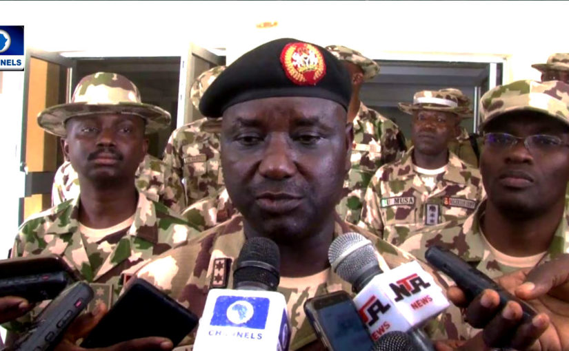 Army To Court-Martial 21 Soldiers Of Operation Lafiya Dole
