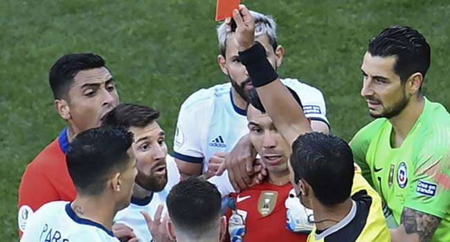 Brazil Coach Tite Tells Messi To Show Some Respect After 'Corruption Comments'