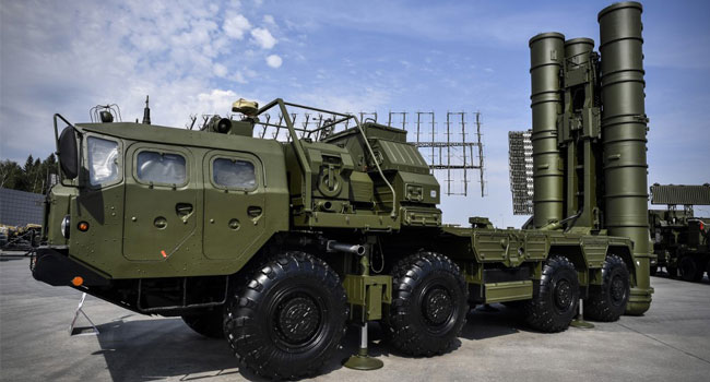Turkey Receives First Russian Missile Delivery, Risking US Ire
