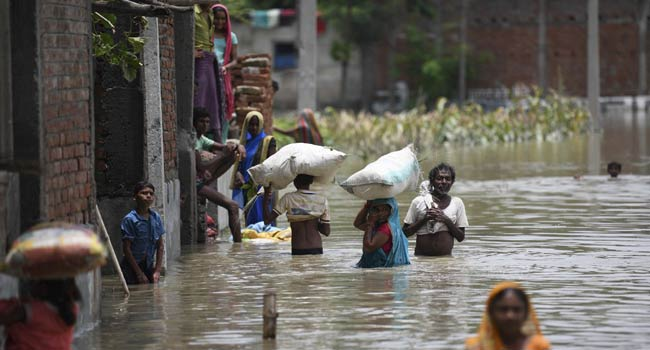 Over 250 Dead, Millions Affected After Monsoon Rain Ravages South Asia