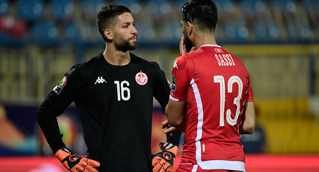 AFCON: Tunisia Goalkeeper Apologises For Action During Ghana Clash