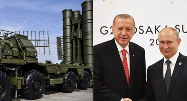 NATO 'Concerned' By Turkey Receiving Russian Missiles