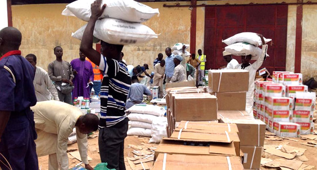 NEMA Distributes Agricultural Inputs To Jigawa Flood Victims