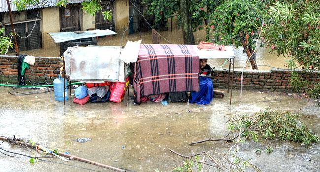 At Least 50 Dead In Nepal's Monsoon