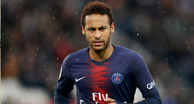 Neymar Escapes With Warning After 'Slapping' Fan