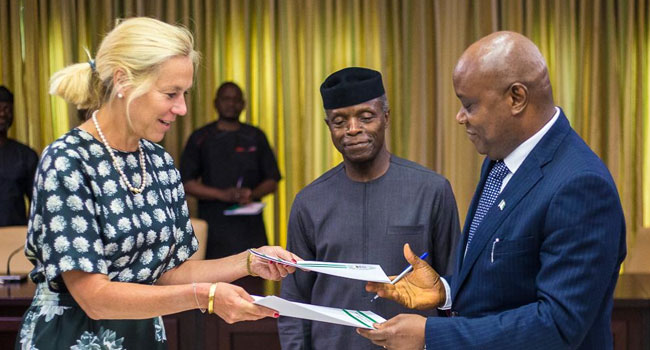 Nigeria, Netherlands Sign Trade Cooperation Agreement