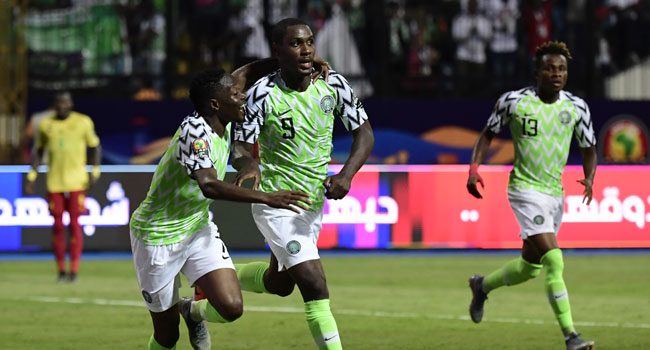 Nigeria Defeat Cameroon To Clinch AFCON 2019 Quarter Finals ...