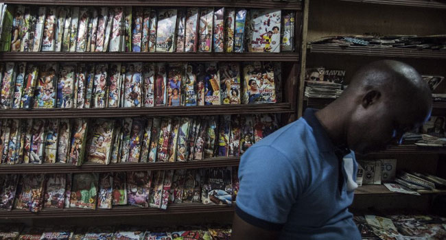 Nigeria's Nollywood Reels In Foreign Investors