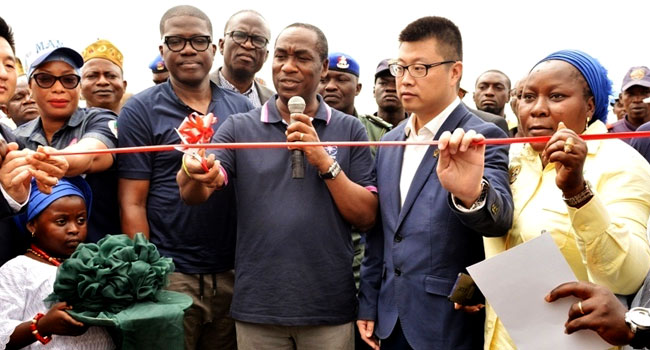10 Years After, Lagos Govt Resumes Construction Of Lagos-Badagry Expressway