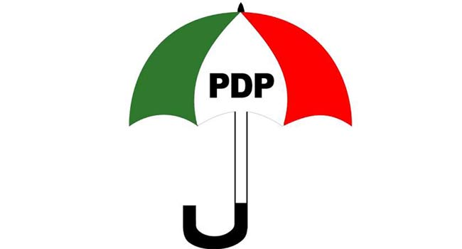 PDP Caucus Calls For Arrest Of Oshiomhole, Lyon's Deputy