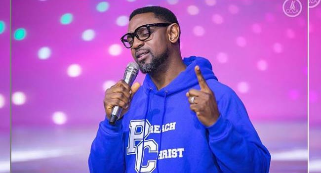 COZA Pastor, Biodun Fatoyinbo Takes Leave Of Absence