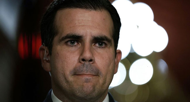 Embattled Puerto Rico Governor Resigns After Protests