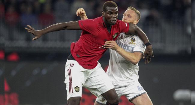 Pogba Shines As Manchester United Thrash Leeds