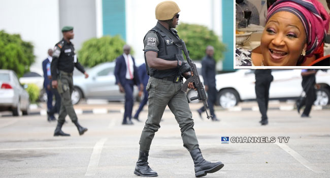 UPDATED: Police Arrest Suspects Linked With Funke Olakunrin's Murder