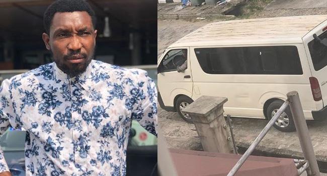 Timi Dakolo Raises Alarm, Alleges Police Intimidation