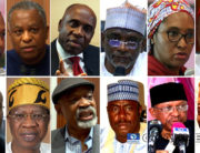 12 Ex-Cabinet Members Buhari Included On Ministerial List