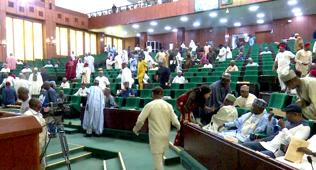 Reps In Rowdy Session Over Shiites, Police Clashes