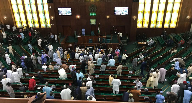 Minority Leadership: Reps To Investigate Rowdy Session