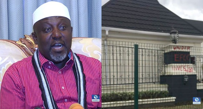Okorocha Reacts To EFCC's Sealing Of Properties In Imo